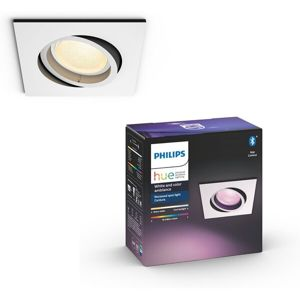 Philips Hue Centura White and Color Ambiance Bluetooth zápustné svítidlo LED GU10 5,7W 350lm bílé