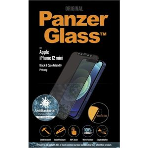 PanzerGlass Edge-to-Edge Privacy Antibakteriální Apple iPhone 12 mini černé