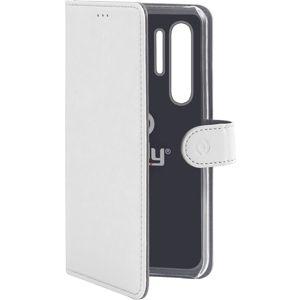 CELLY Wally flip pouzdro Huawei P30 Pro bílé