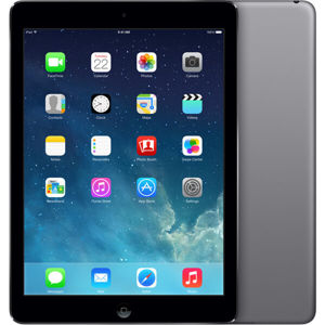 Apple iPad Air 16GB Wi-Fi + Cellular vesmírně šedý