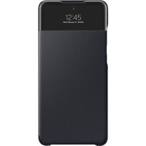 Samsung S View Cover flipové pouzdro Galaxy A72 (EF-EA725PBEGEE) černé
