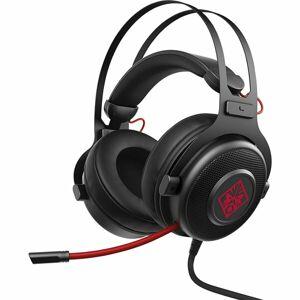 HP OMEN 800 herní sluchátka černá
