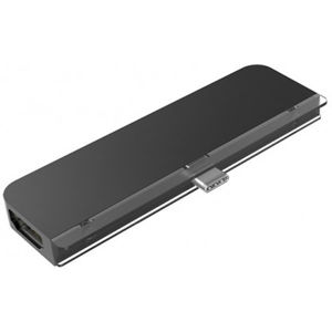 HyperDrive 6v1 USB-C Hub iPad Pro vesmírně šedý
