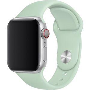 Apple Watch sportovní řemínek 44mm berylově zelený