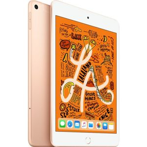 Apple iPad mini 256GB Wi-Fi + Cellular zlatý (2019)