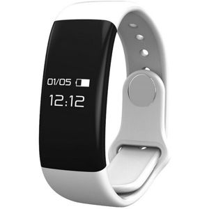 CUBE1 Smart band H30 fitness náramek bílý