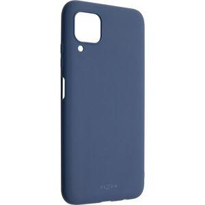 FIXED Story silikonový kryt Huawei P40 Lite modrý