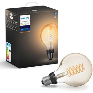 Philips Hue White Filament Bluetooth žárovka LED E27 7W 550lm