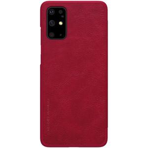 Nillkin Qin Book pouzdro Samsung Galaxy S20+ červené