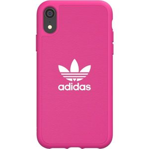 ADIDAS Originals Moulded Canvas pouzdro iPhone XR růžové