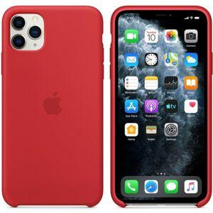 Apple silikonový kryt iPhone 11 Pro Max (PRODUCT) RED červený