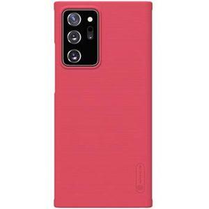 Nillkin Super Frosted kryt Samsung Galaxy Note20 Ultra červený