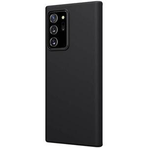Nillkin Flex Pure Liquid silikonové pouzdro Samsung Galaxy Note 20 Ultra černé
