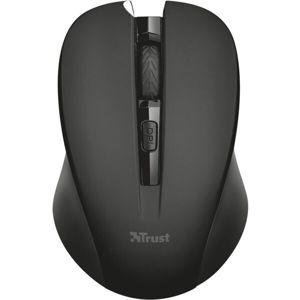 Trust Mydo bezdrátová myš černá