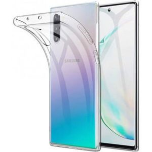 Smarty ultratenké TPU pouzdro 0,3mm Samsung Galaxy Note 10 čiré