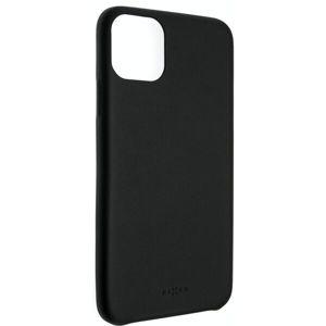 FIXED Tale koženkové pouzdro Apple iPhone 11 černé