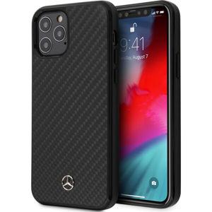 Mercedes Dynamic Carbon kryt iPhone 12/12 Pro černý