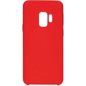 Forcell silikonový kryt Samsung Galaxy S20 Ultra červený