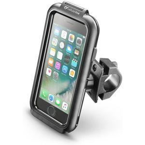 Interphone voděodolné pouzdro na řídítka Apple iPhone SE (2020) černé