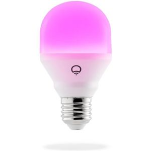 LIFX Mini Color and White Wi-Fi Smart LED žárovka E27