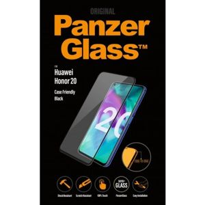 PanzerGlass Edge-to-Edge Honor 20 černé