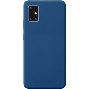 Cellularline SENSATION ochranný silikonový kryt Samsung Galaxy A51 modrý