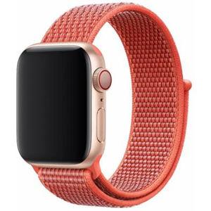 Devia Deluxe Sport 3 provlékací řemínek Apple Watch 44mm/42mm červený