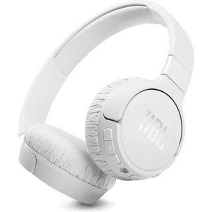 JBL Tune 660BTNC sluchátka bílá