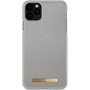 iDeal of Sweden ochranný kryt iPhone 11 Pro Max Saffiano Light Grey