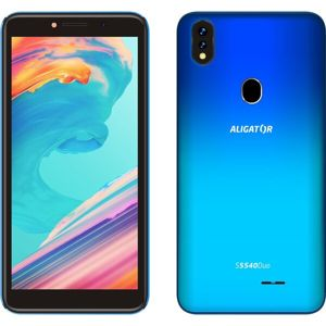 Aligator S5540 Duo 32GB modrý