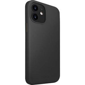 UNIQ Lino Hue Antimicrobial iPhone 12 mini černý