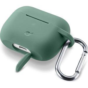 Cellularline Bounce ochrané pouzdro Apple AirPods Pro zelené