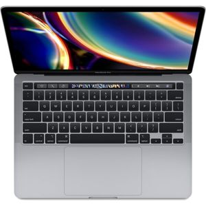 "CTO Apple MacBook Pro 13,3"" 4x USB-C (2020) / 2,3 GHz 4x i7 / 32GB / 1TB SSD / INT KLV / vesmírně še"