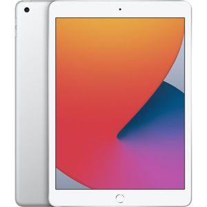 """Apple iPad 10,2"""" 128GB Wi-Fi stříbrný (2020)"""