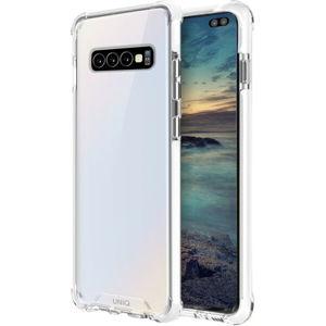 UNIQ Combat Blanc Samsung Galaxy S10 bílé