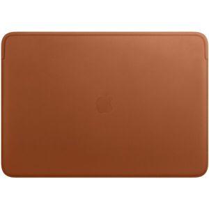 """Apple kožený návlek MacBook Pro 16"""" sedlově hnědý"""