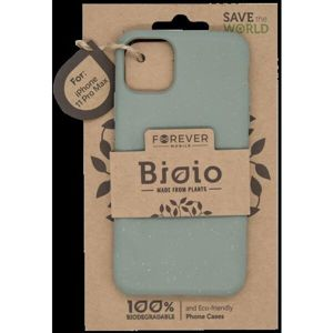 Forever Bioio kryt Apple iPhone 11 Pro Max zelený