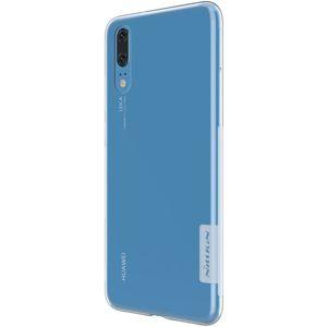 Nillkin Nature TPU pouzdro Huawei P20 čiré