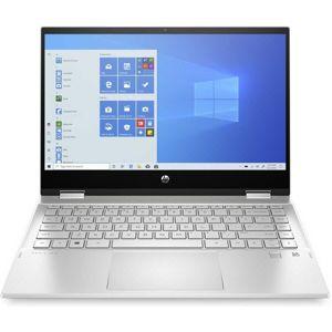 HP Pavilion x360 14-dw0002nc stříbrný