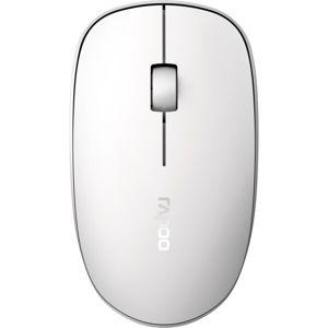 Rapoo M200 Silent optická bezdrátová myš bílá